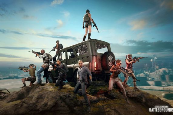 PUBG cross-play coming to Xbox One and PS4 this fall - Polygon