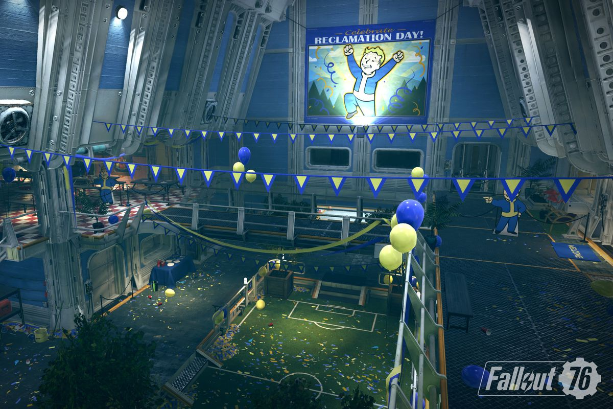 Where Is Vault 76 The Vault In Fallouts New Game Polygon