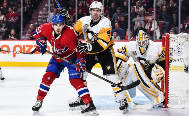 Canadiens Vs Penguins Preview Tale Of The Tape And How