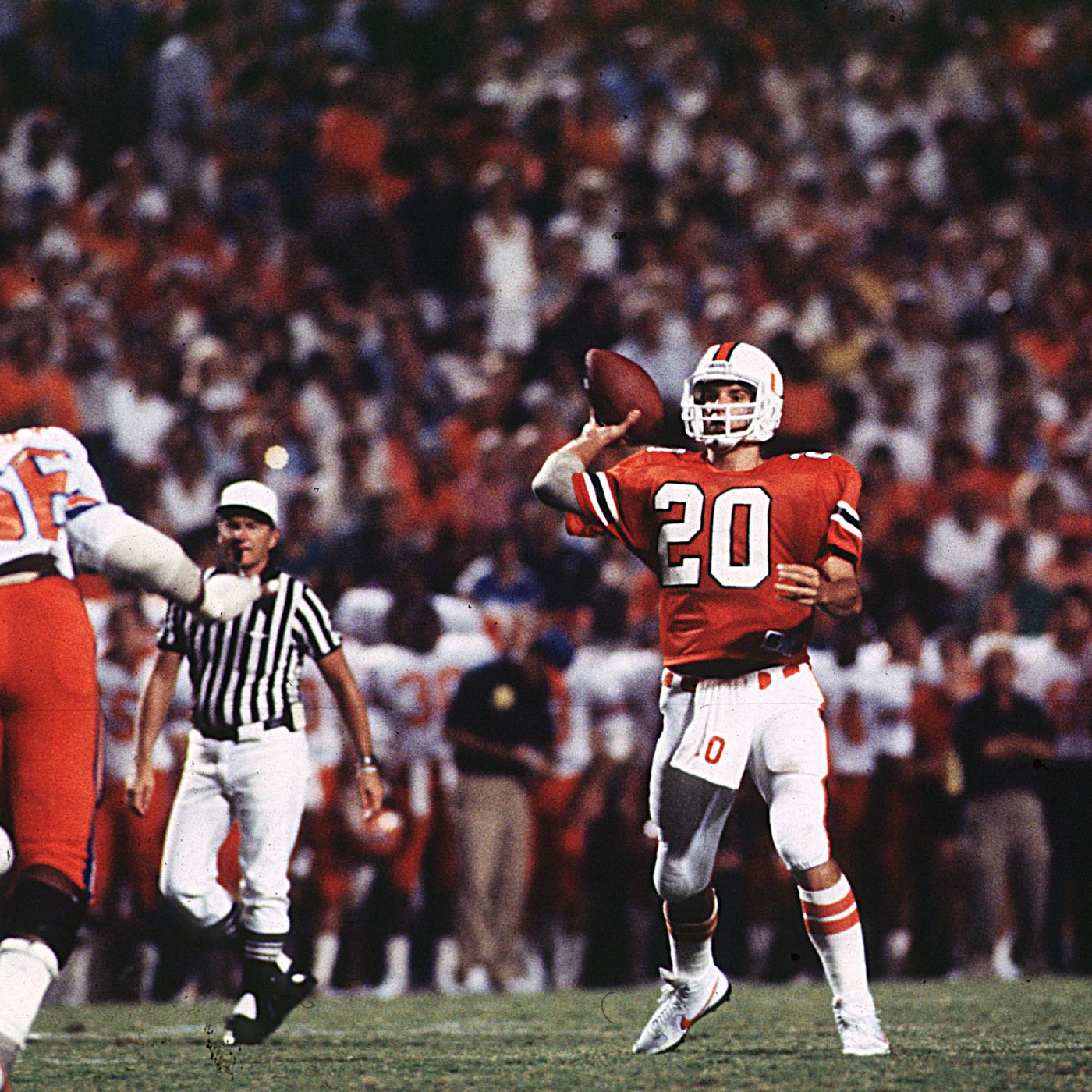 100 Greatest Plays In Miami History: #36-Bernie Kosar To Eddie ...