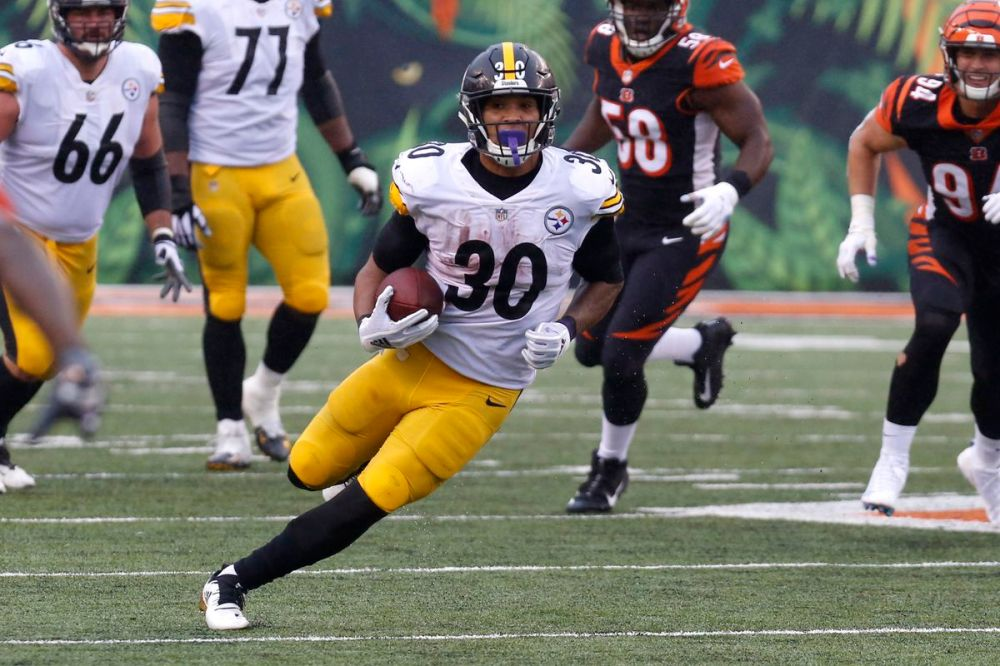 Image result for james conner bengals