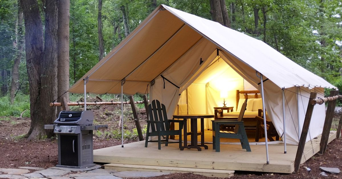 One industry millennials aren't killing: Camping