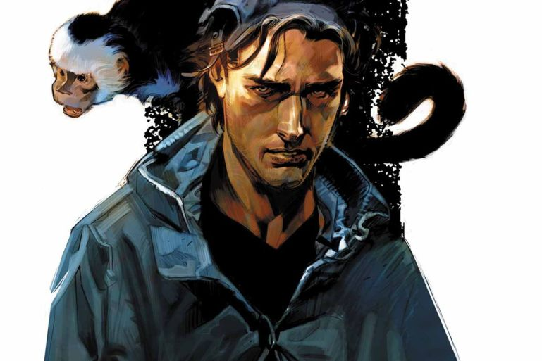 Andy's Wild Blog: Y: The Last Man - Deluxe Edition Book Five