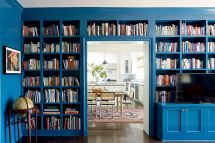 Home Library Paint Colors