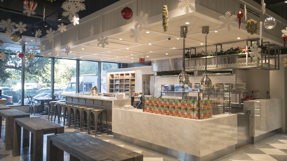 Eat at 10 Different Dining Stations at the New Casa Tua Cucina at Saks Brickell City Centre  Eater Miami