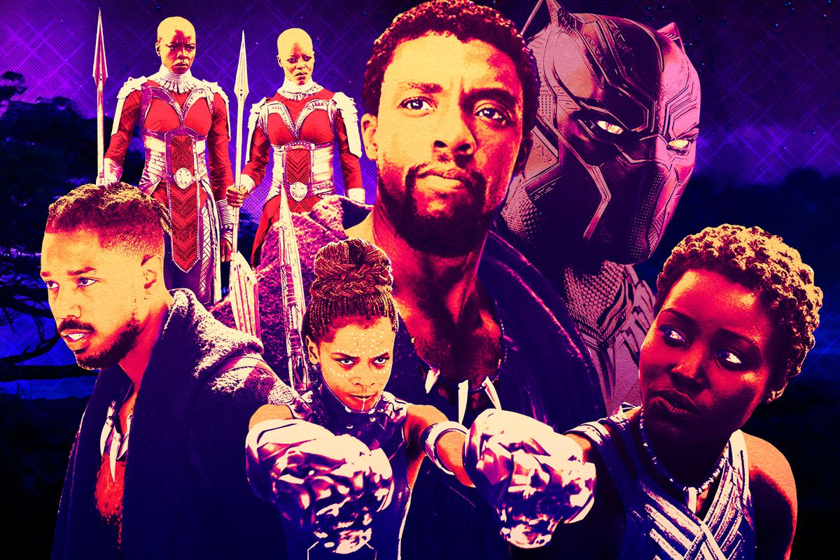 Black Panther Is Marvels First Genuine Masterpiece  The Ringer