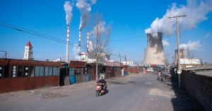 China's new 5-year climate change plan will not be enough