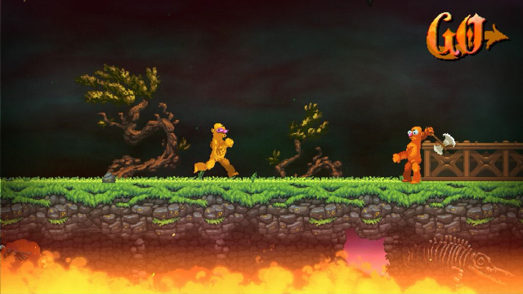 Indie fencing game Nidhogg getting a sequel next year