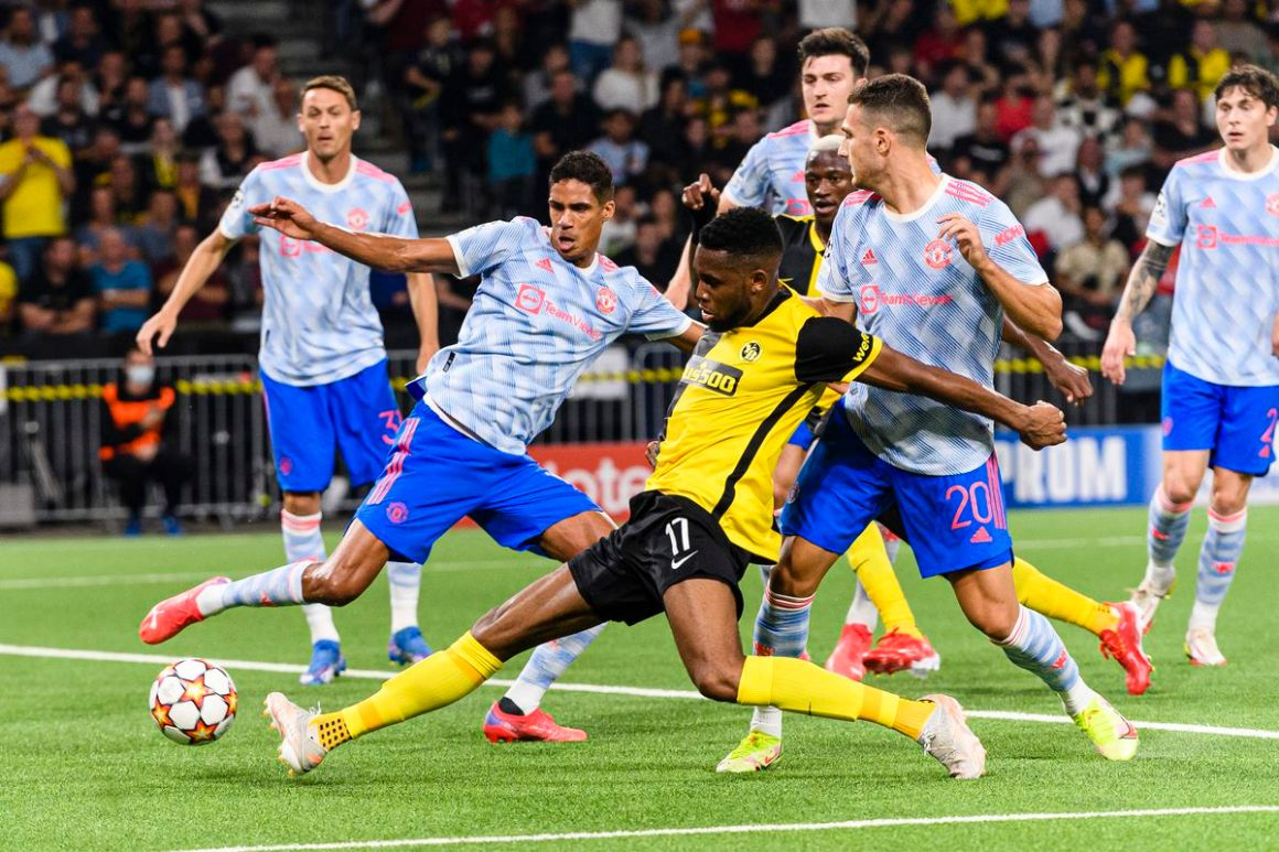 Player Ratings: Young Boys 2-1 Manchester United - The Busby Babe