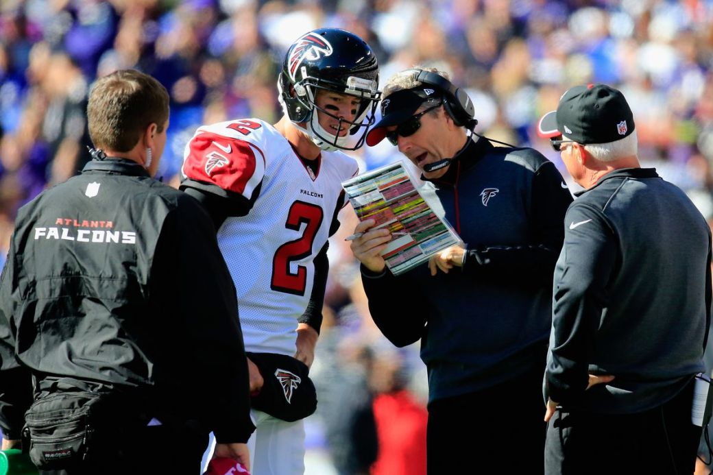 Image result for 2019 falcons offensive coordinator