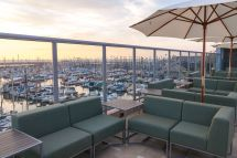Redondo' -level Rooftop Lounge Downtown' Finest