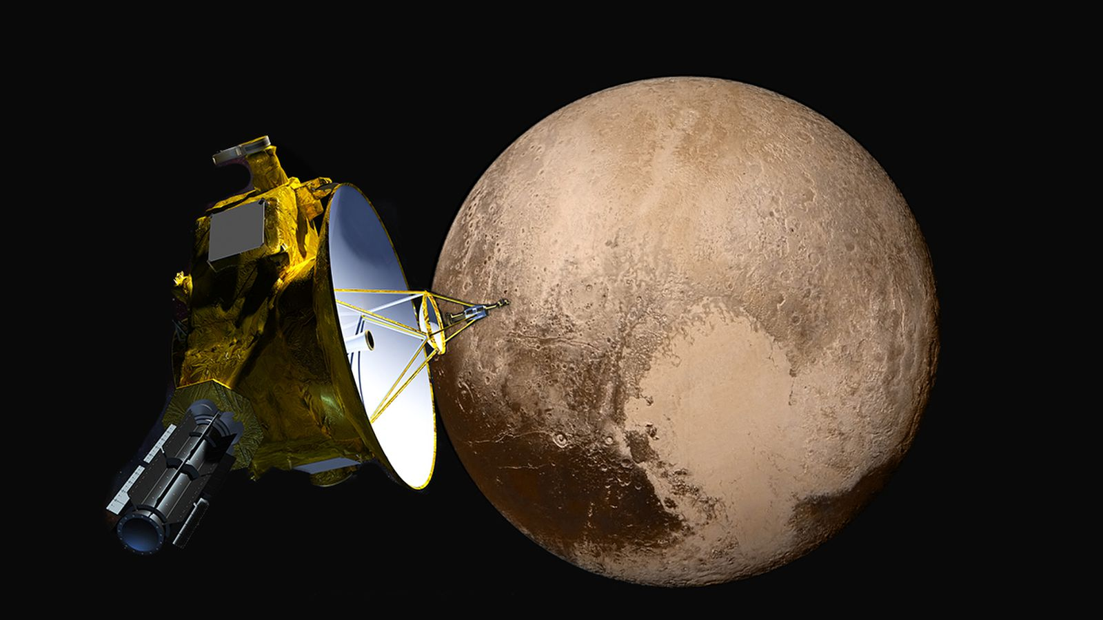 How NASAs New Horizons Team Pulled Off The Pluto Flyby The Verge