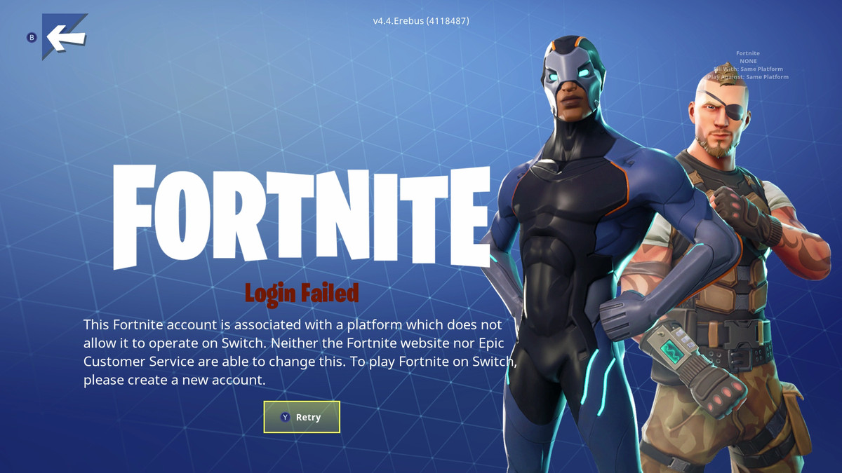 Why Didnt Anyone Warn Us Not To Play Fortnite On PS4 Polygon
