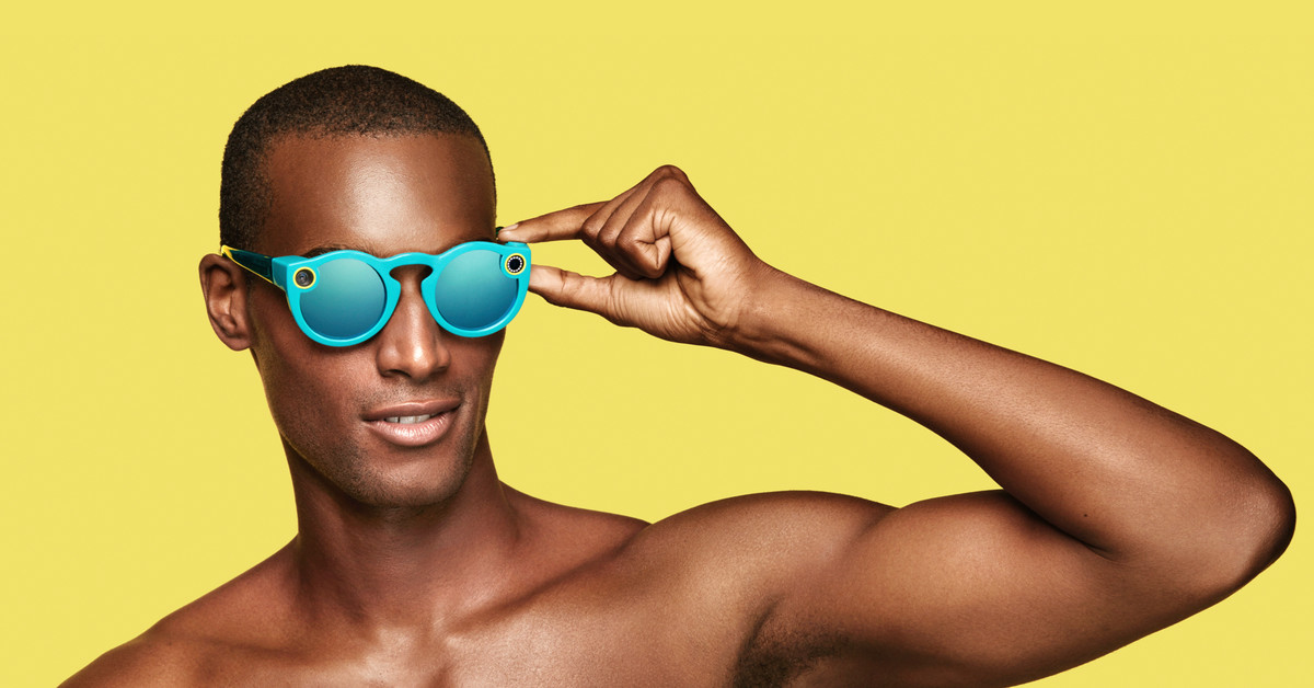 Snapchat's Spectacles might become true AR glasses this time — and there's a drone