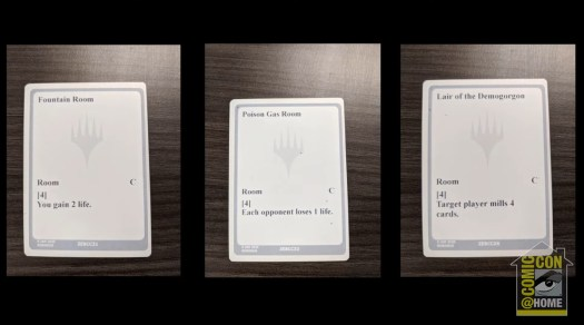 SDCC: Magic: The Gathering's Mark Rosewater on the first ever D&D cards 2