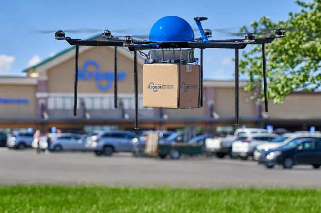 Kroger_Delivery_x_Drone_Express_04.0 Kroger begins testing drone deliveries for baby products and s'mores | The Verge