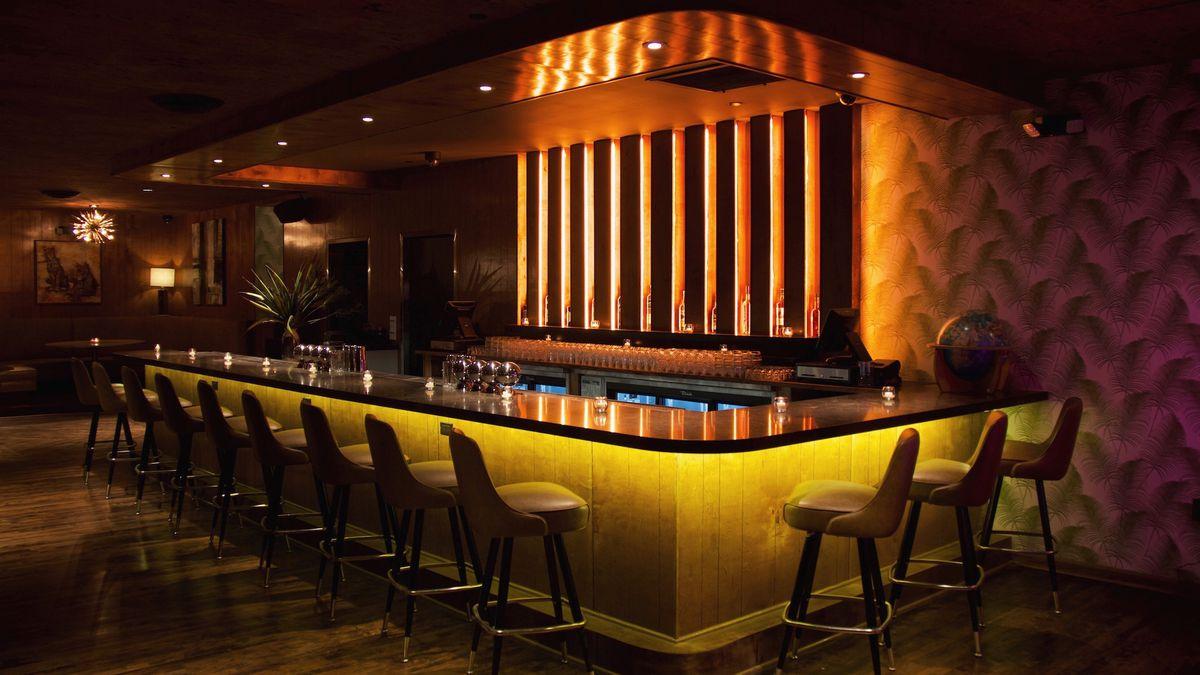 Inside Blind Barber Highland Parks Sultry New Cocktail
