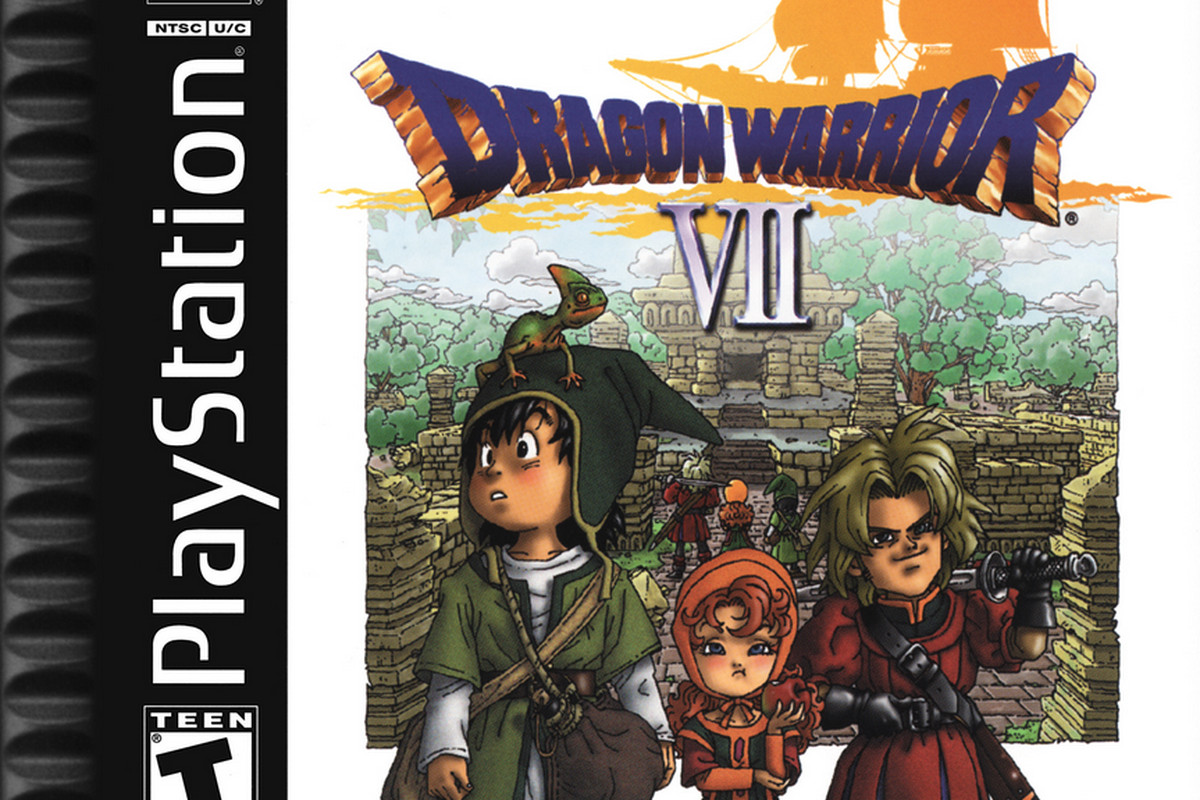 Dragon Quest 7 3ds Fliegender Teppich Dragon Quest Vii To Get 3ds Remake In Late Winter Polygon