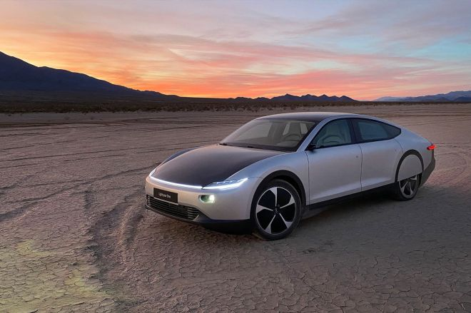 5fca01a6fbc77c595eeafb11_lightyear_death_valley.0 Lightyear finds a manufacturer to build its solar-powered EV | The Verge