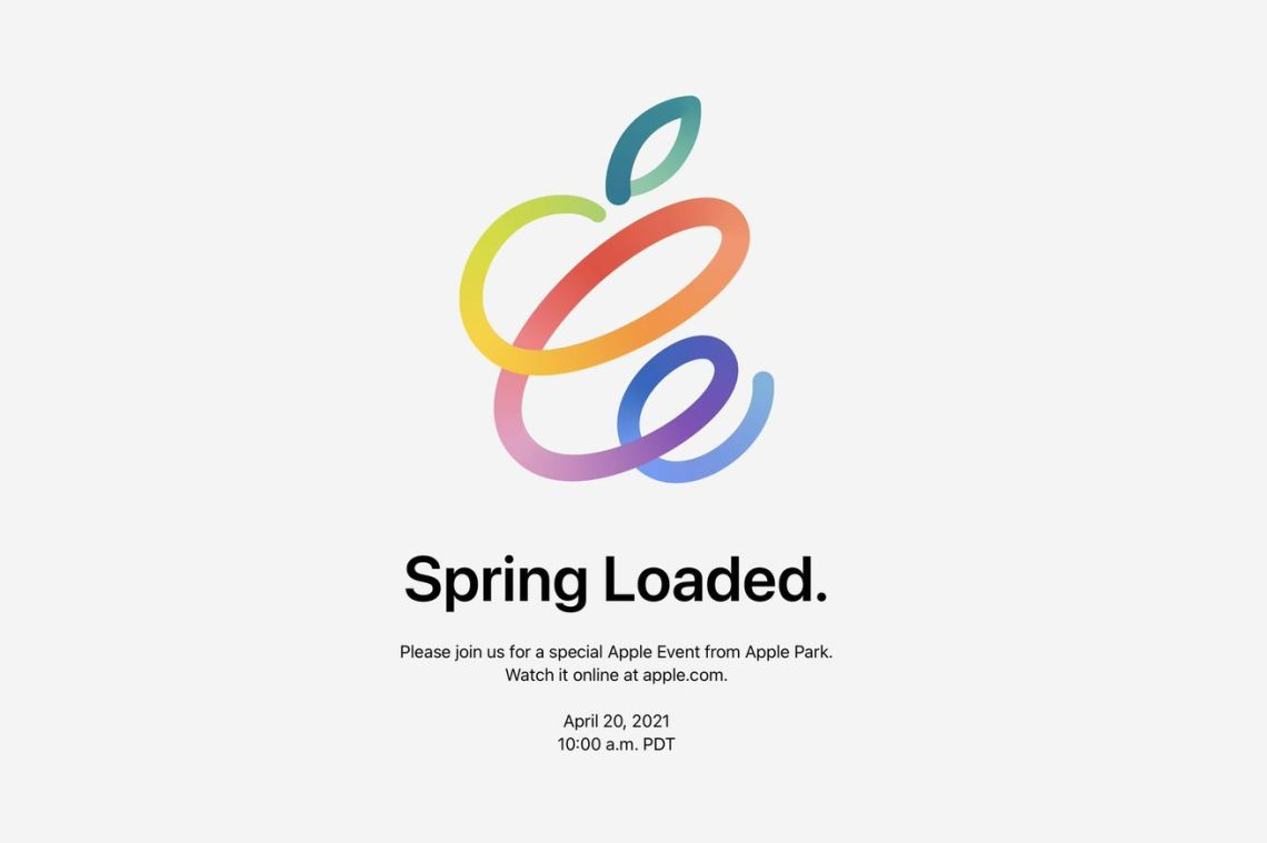 How to watch Apple's 'Spring Loaded' event