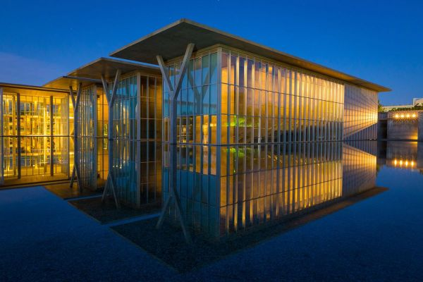 Architectural Sites In Texas - Curbed