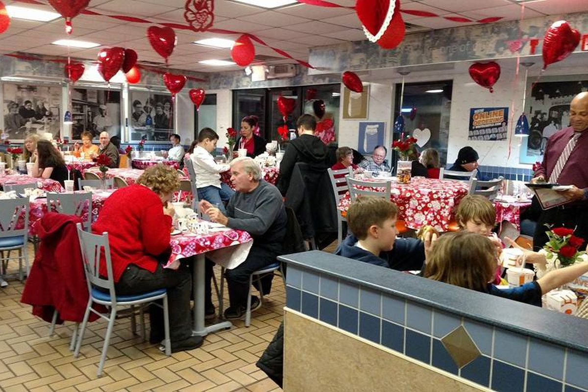 Valentines Day Dinner Ideas How White Castle Became An