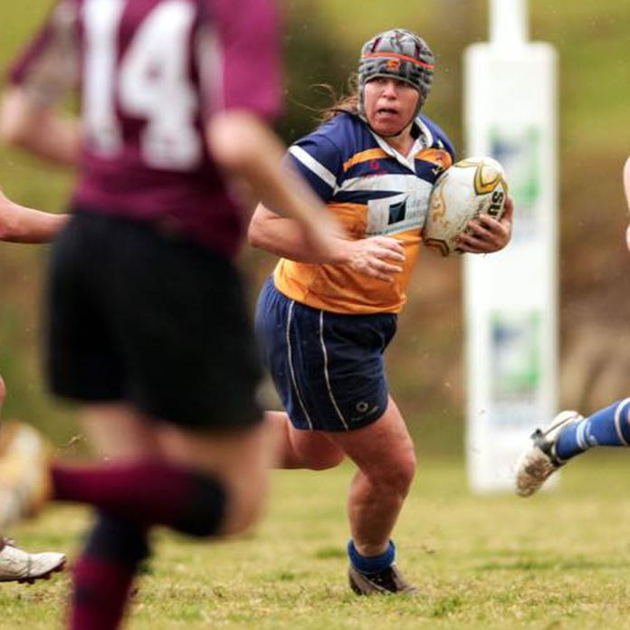 Transgender rugby player got a shot at the pros before she lived her full  truth - Outsports