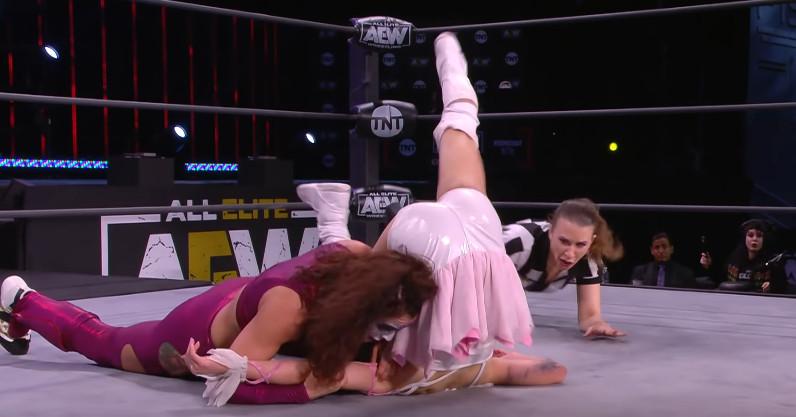 AEW Women's Championship Eliminator Tournament recap: Thunder Rosa shocks Riho