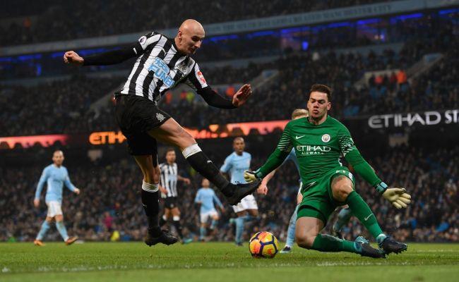 Manchester City Vs Newcastle United Premier League