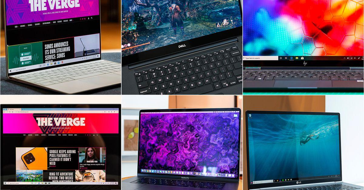 Best laptops 2020 – GadgetClock