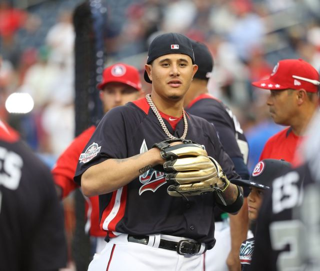 Photo By Rob Carr Getty Images The Manny Machado Trade Chase Is