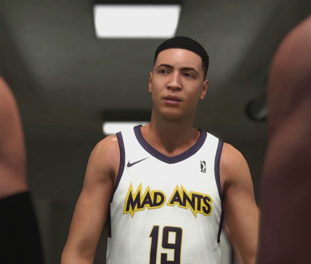 Youll Spend Some Time In The Nba G League In Nba 2k19s Mycareer Story Visual Concepts 2k Sports