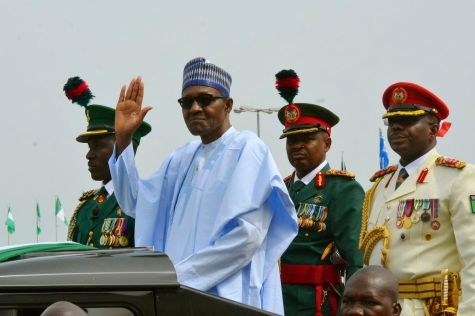 Image result for Nigeria 2019 Election: Muhammadu Buhari Re-Elected as President - Details