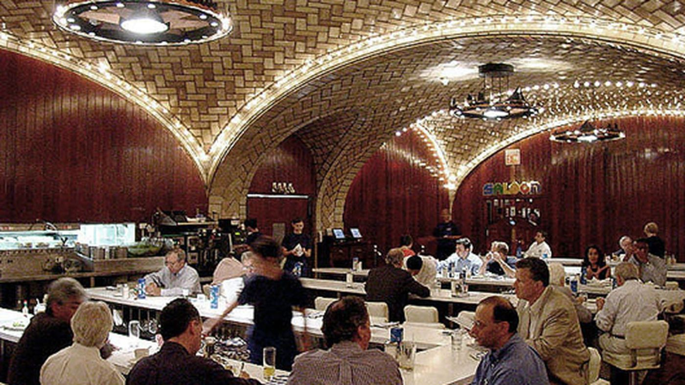 Reviews for Grand Central Oyster Bar, Rosette, and More - Eater NY