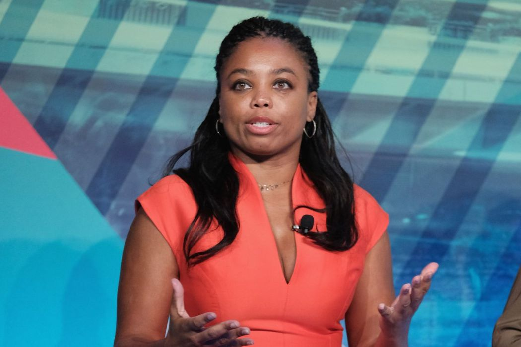 Image result for ESPN Suspends Jemele Hill After Her Response to Jerry Jones