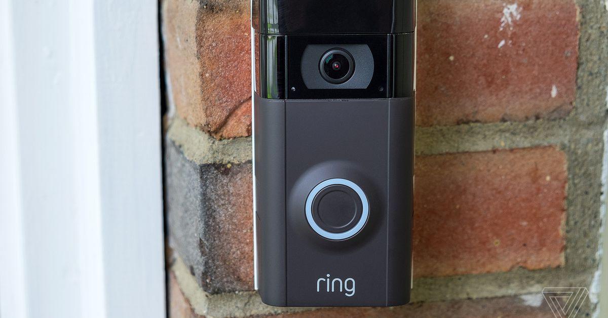 Tech :  La Ring Video Doorbell 2 est un moyen facile de transformer votre sonnette en caméra de sécurité  infos , tests