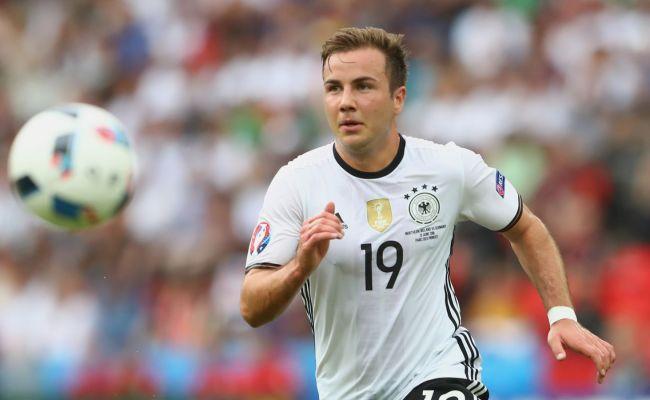 Mario Götze Reportedly Choosing Between Tottenham Borussia Dortmund Bavarian Football Works