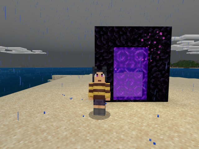 Minecraft Nether Portal guide - Polygon