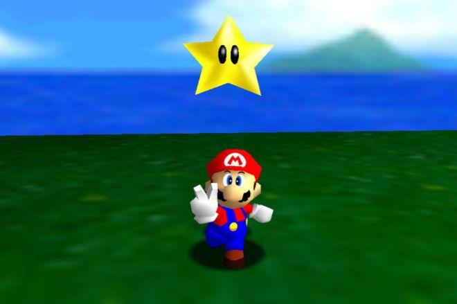 Switch_SuperMario3DAllStars_SM64_screen_10_copy.0 Super Mario 3D All-Stars is a wonderful history lesson | The Verge
