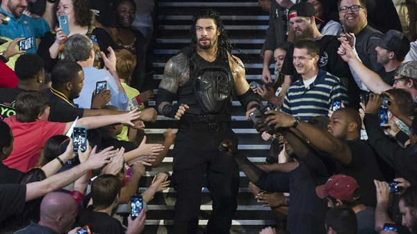Roman Reigns Brother - Year of Clean Water