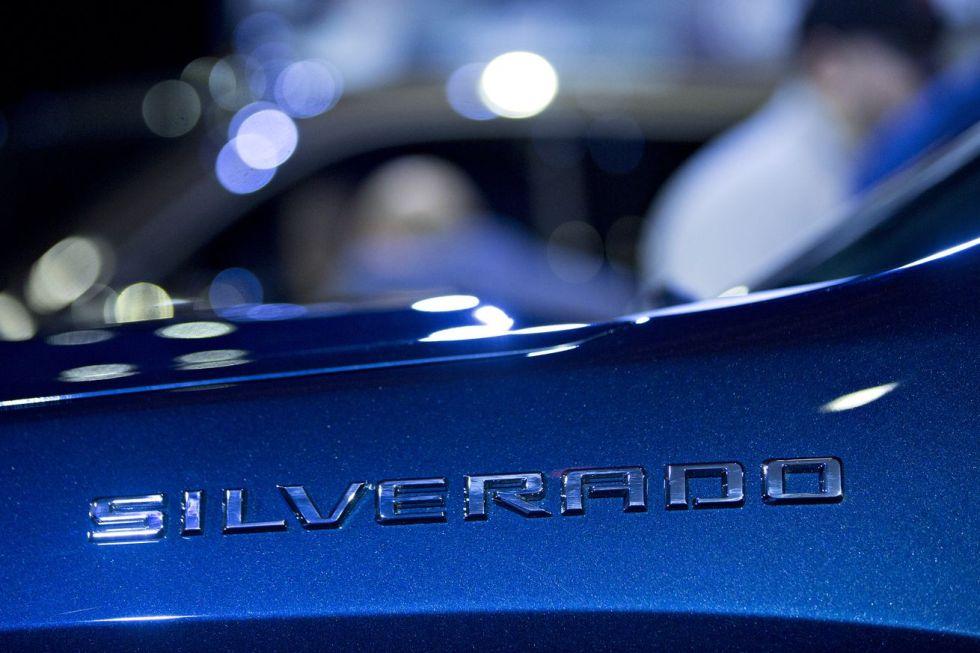 Chevrolet 2019 Silverado Reveal Event Ahead Of The 2018 North American International Auto Show