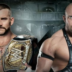 What Are Wwe Chairs Made Of Invisible Chair Stand Tlc 2012 Cm Punk Vs Ryback Official In A Tables Ladders And Match