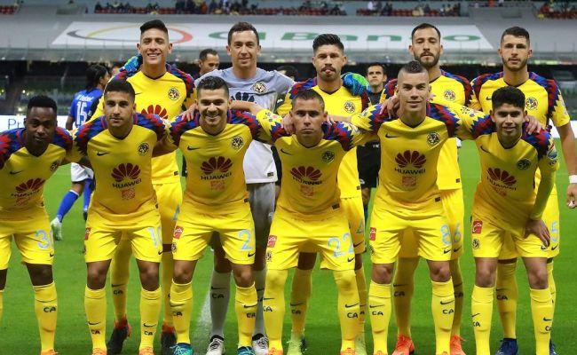 Necaxa Vs Club América 2018 Liga Mx Time Tv Schedule