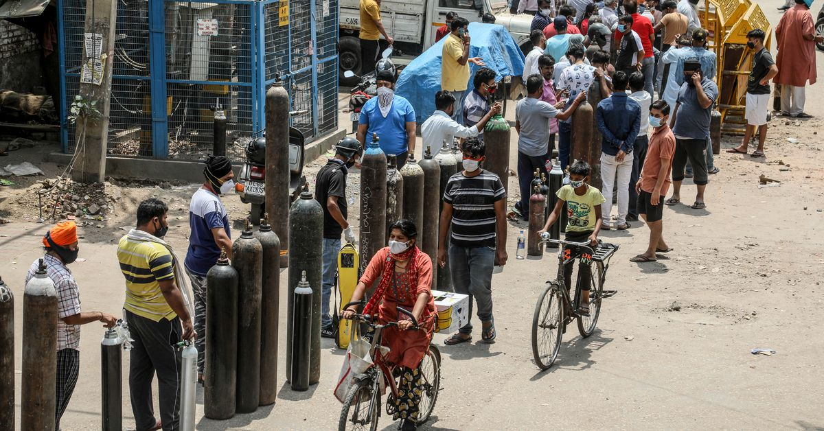 Social media platforms become triage centers as India struggles with a COVID-19 surge