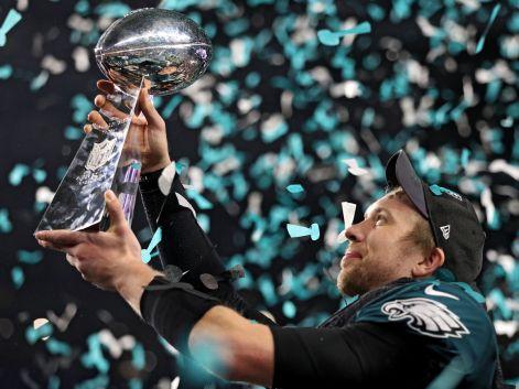 Image result for eagles super bowl picture