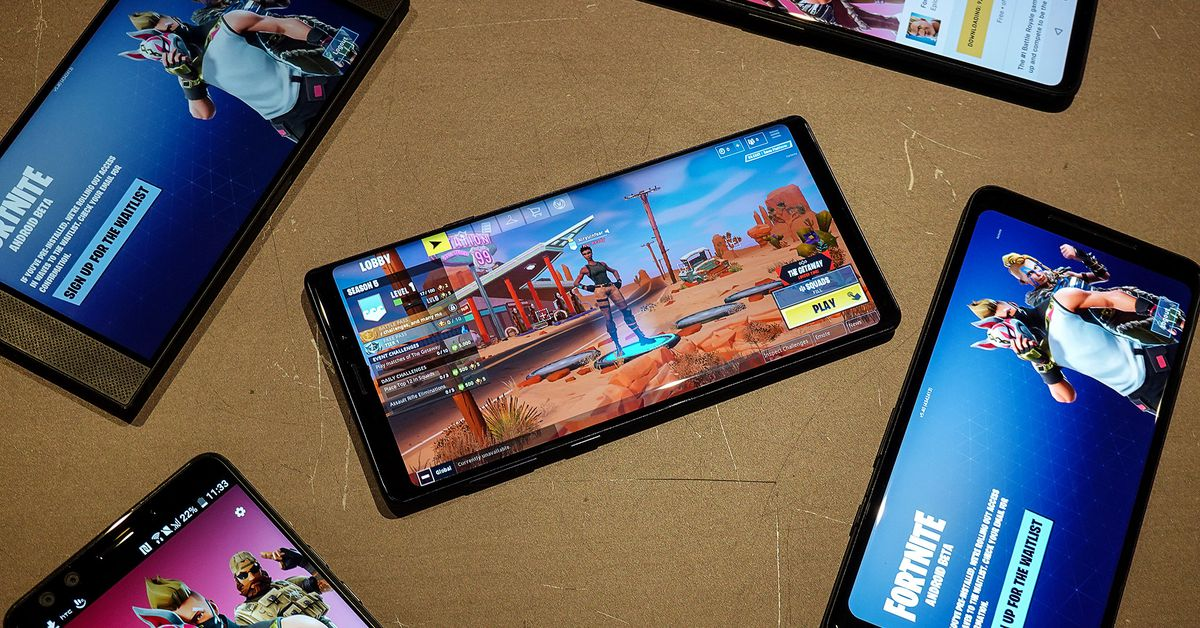 Fortnite for Android has also been kicked off the Google Play Store