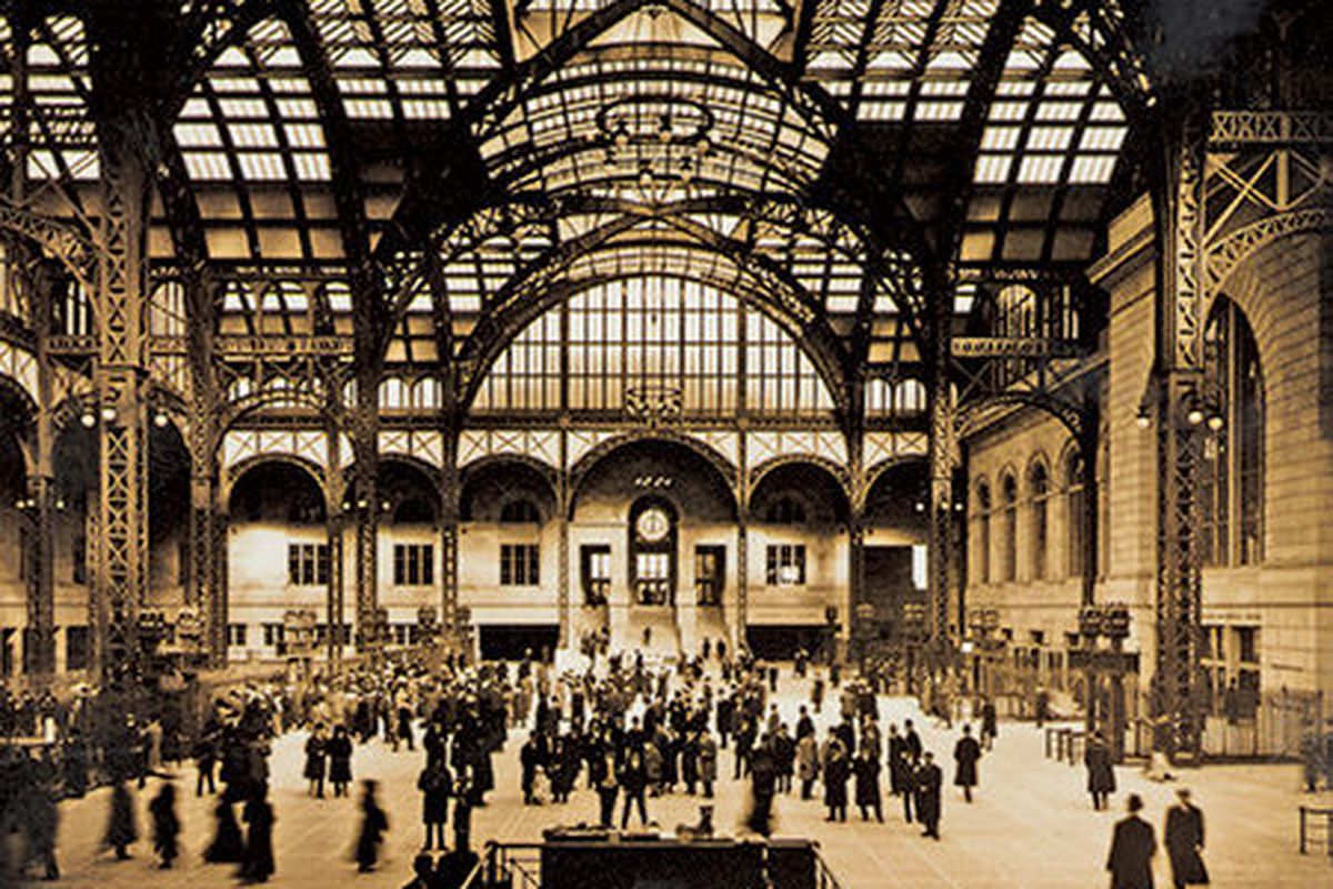 What Would It Take to Rebuild the Original Penn Station? - Curbed NY