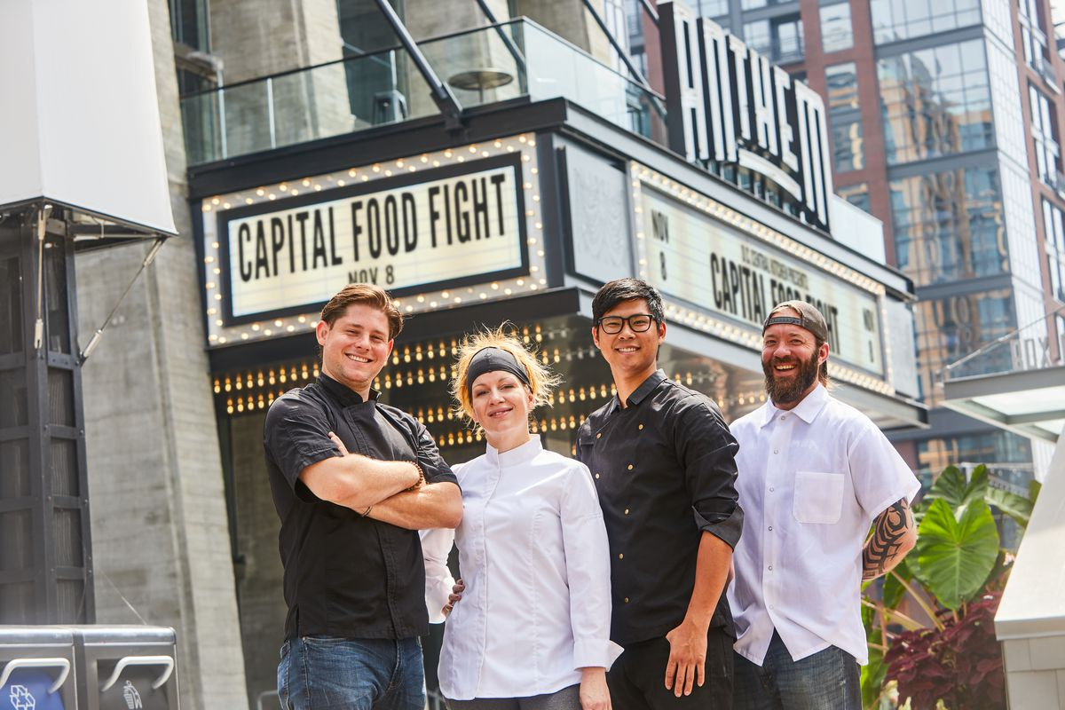 DC Central Kitchens Capital Food Fight Enlists Tom