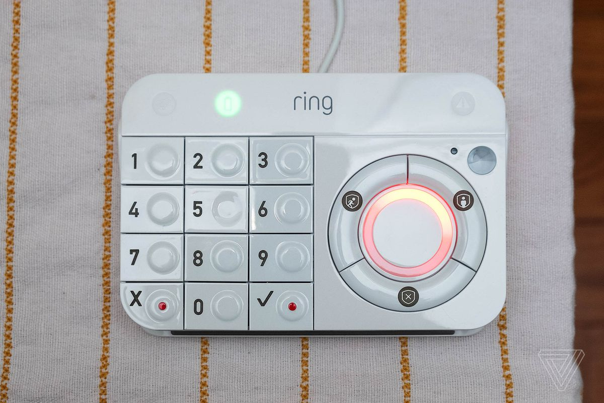 hight resolution of alexa can now arm your home security system including amazon s ring alarm