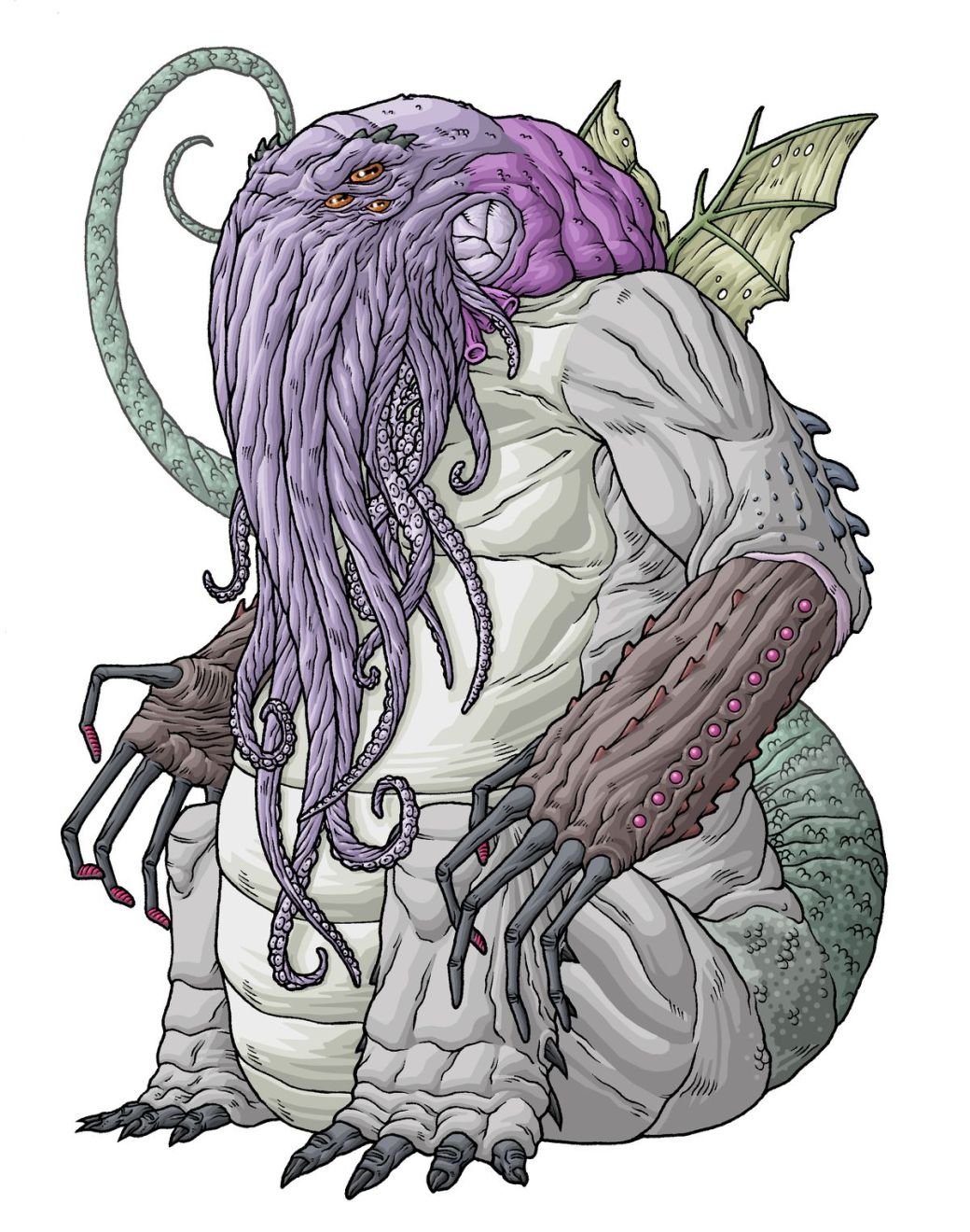 HP Lovecraft's Cthulhu